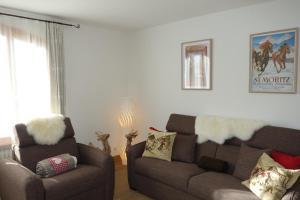 Chesa Muragls, Appartamenti  Pontresina - big - 19