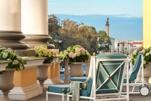 Отель Four Seasons Lion Palace - фото 6
