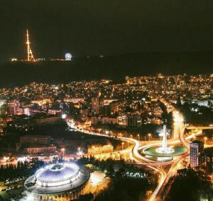 Apartment Pekini, Апартаменты  Тбилиси - big - 15
