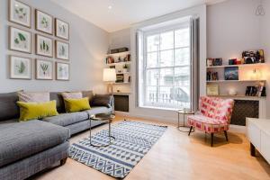 1 Bedroom Sloane Square Apartment