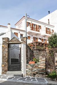 Arxontiko, Guest houses  Tinos Town - big - 32
