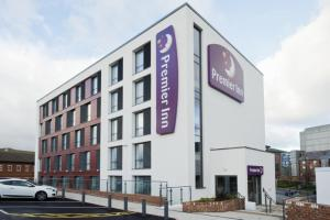 Сандерленд - Premier Inn Sunderland City Centre