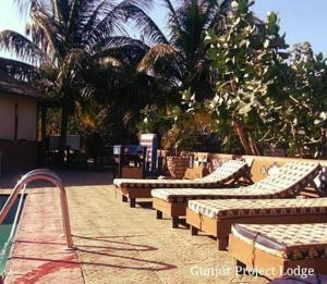 The Gunjur Project Lodge