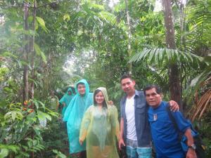 Amazon Golden Snake, Kunyhók  Santa Teresa - big - 16