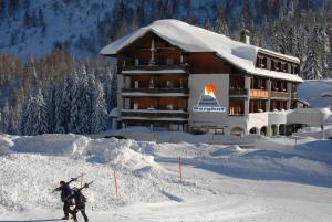 Hotel Berghof - Nassfeld Hermagor