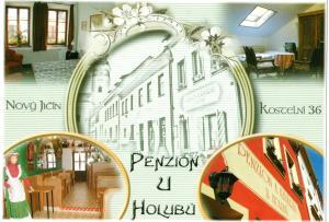 Penzion U Holubu Nový Jicín
