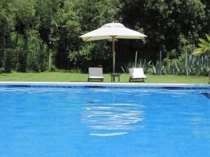 Can Serola, Hotel  Sales del Llierca - big - 41