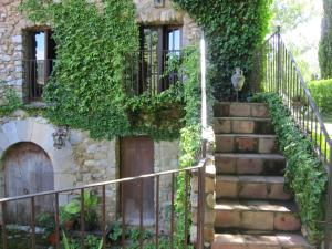 Can Serola, Hotel  Sales del Llierca - big - 38