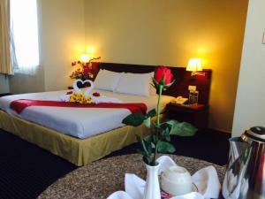 Una foto de Hatyai Golden Crown Hotel