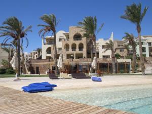 Two-Bedroom Apartment at Azzurra Sahl Hasheesh, Appartamenti  Hurghada - big - 29