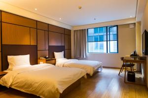 JI Hotel Nanjing Hongqiao Zhongshan North Road, Hotely  Nanjing - big - 22