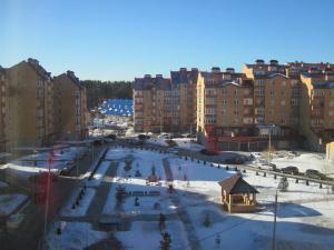 Apartment On Novaya Opalikha 4, Privatzimmer  Krasnogorsk - big - 4