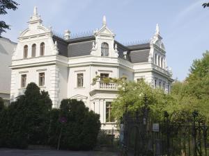 Ferienwohnung Villa am Stadtpark
