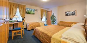 Hotel Cristallo, Hotels  Peio Fonti - big - 5