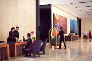 THE FACE Suites, Apartmánové hotely  Kuala Lumpur - big - 23