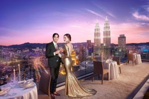 THE FACE Suites, Apartmánové hotely  Kuala Lumpur - big - 18
