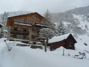 Chardons Hattiers - Accommodation - Tignes