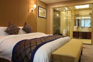 Foshan Guangfumeng Bontique Hotel, Отели  Фошань - big - 49