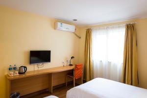 Home Inn Shijiazhuang West Zhongshan Road Jinding Apartment, Szállodák  Sicsiacsuang - big - 7