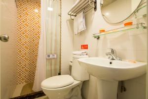 Home Inn Shijiazhuang West Zhongshan Road Jinding Apartment, Szállodák  Sicsiacsuang - big - 4
