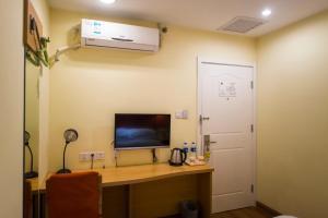 Home Inn Shijiazhuang West Zhongshan Road Jinding Apartment, Szállodák  Sicsiacsuang - big - 2