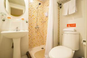 Home Inn Shijiazhuang West Zhongshan Road Jinding Apartment, Szállodák  Sicsiacsuang - big - 14