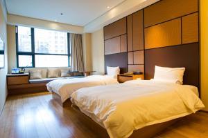 Ji Hotel Daqing Tieren Square