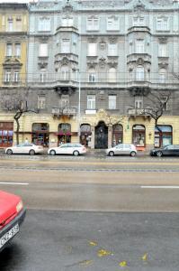 Frank & Fang Apartments, Апартаменты  Будапешт - big - 25