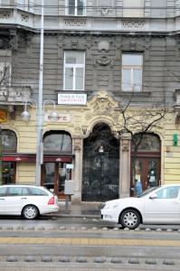 Frank & Fang Apartments, Апартаменты  Будапешт - big - 26