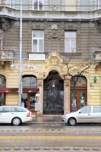 Frank & Fang Apartments, Apartments  Budapest - big - 27