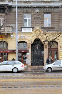 Frank & Fang Apartments, Apartments  Budapest - big - 28