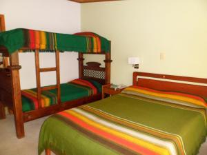 Hotel Tuvalu, Hotels  Paipa - big - 11
