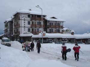 杜馬諾夫酒店 (Hotel Dumanov)