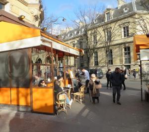 Apartment Le Charme De Paris