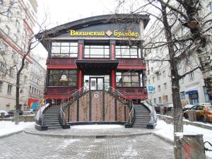 Mini-Hotel Zvezda Kurskaya, Locande  Mosca - big - 12