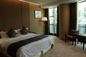 Foshan Guangfumeng Bontique Hotel, Отели  Фошань - big - 18
