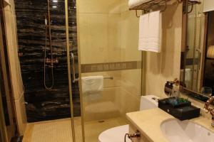Foshan Guangfumeng Bontique Hotel, Отели  Фошань - big - 19