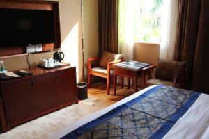 Foshan Guangfumeng Bontique Hotel, Отели  Фошань - big - 13
