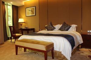 Foshan Guangfumeng Bontique Hotel, Отели  Фошань - big - 20