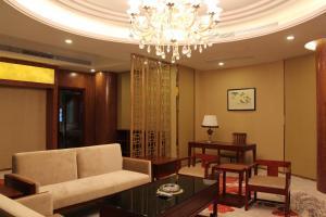 Foshan Guangfumeng Bontique Hotel, Szállodák  Fosan - big - 9