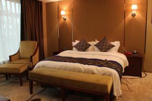 Foshan Guangfumeng Bontique Hotel, Szállodák  Fosan - big - 8