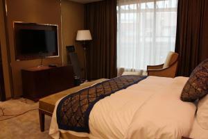 Foshan Guangfumeng Bontique Hotel, Szállodák  Fosan - big - 42