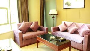 Foshan Guangfumeng Bontique Hotel, Szállodák  Fosan - big - 36