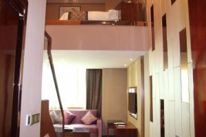 Foshan Guangfumeng Bontique Hotel, Отели  Фошань - big - 3