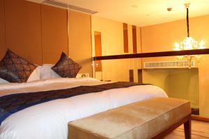 Foshan Guangfumeng Bontique Hotel, Отели  Фошань - big - 25