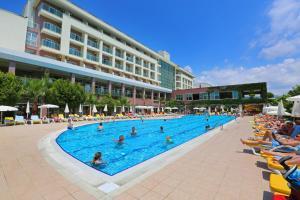 Аланья - Telatiye Resort Hotel