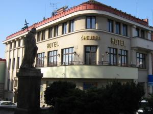 Hotel Hotel Šrejber Červený Kostelec Česko