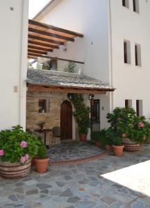 Guesthouse Kapaniaris, Penzióny  Zagora - big - 56