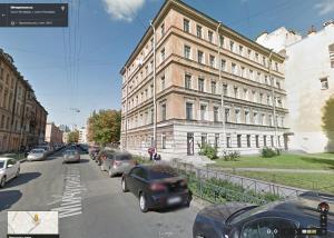 Apartment Michurinskaya 11/18