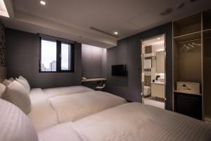 Yi Su Hotel-Taipei Ningxia, Szállodák  Tajpej - big - 5